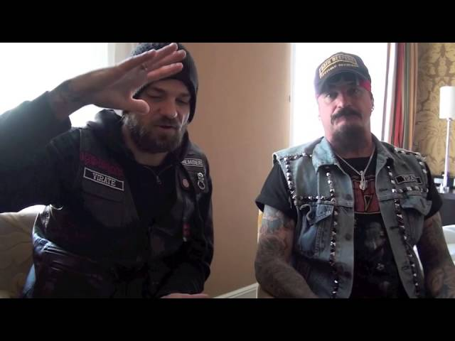 INTERVIEW WITH ICED EARTH BY ROCKNLIVE PROD
