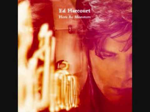 Ed Harcourt hanging with the wrong crowd