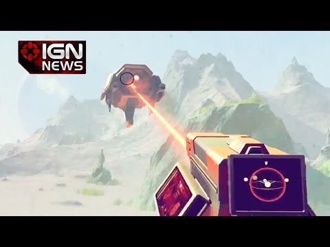 The Sun Will Burn out Before You Finish No Man's Sky - IGN News
