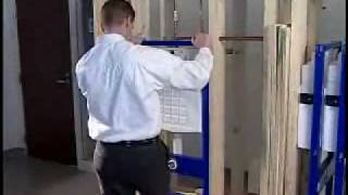 download lagu How To Install A Geberit Wall-hung Toilet Carrier With gratis