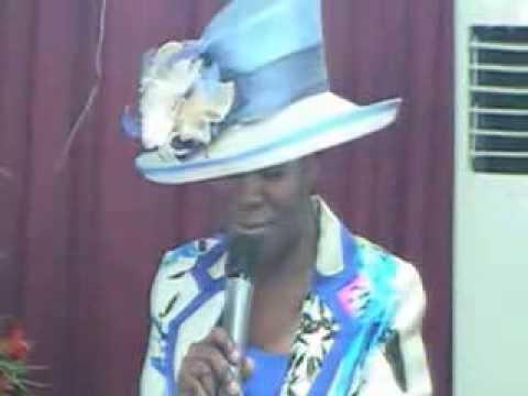 TASTE AND SEE - PASTOR MRS. SHADE OLUKOYA - YouTube