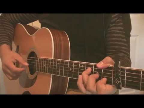 How Deep The Father's Love For Us Fingerstyle - Zeno