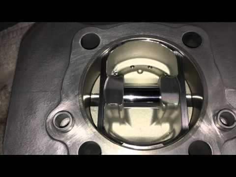 Harley Davidson Sportster 883 to 1200 Part2