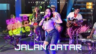 Syahiba Saufa - Jalan Datar ( Live Music)