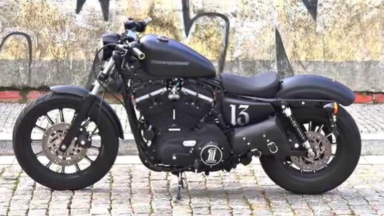Xied Harley Iron Harley Davidson 883 Iron