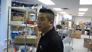 NCIX Brian aka B-Flex gives a second preview of the epic warehouse sale coming this weekend!