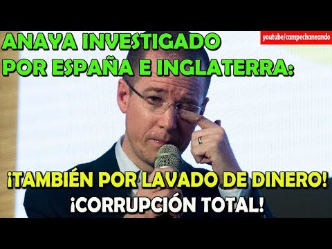 De última Hora ¡Ricardo Anaya sufre una GRAVE acusación! - Campechaneando