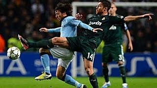 Manchester City vs Real Madryt  1-1.Champions League match 21.11.2012