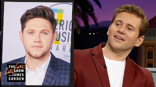 Allen Leech Doesn't Mind the Niall Horan Comparison