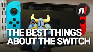 The Best Things About the Nintendo Switch | Alex Asks