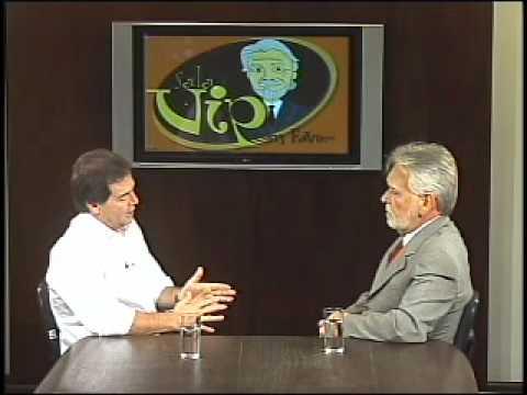 Programa Sala Vip entrevista Paulo Pereira da Silva  O deputado federal do PDT- Bloco 02