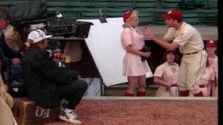 """""""A League of Their Own"""" - Behind the scenes footage"""
