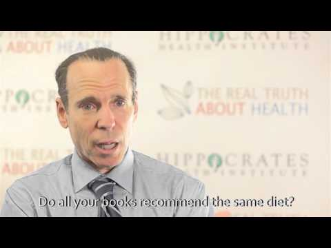 Dr. Joel Fuhrman - Q &A: Healthy Diet, Obesity, Diabetes and Cancer