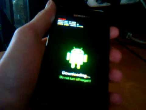 Samsung galaxy s advance: Aktualizacja android 4.1