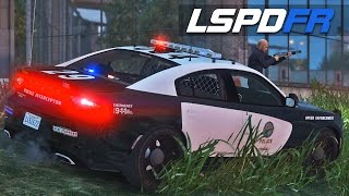LSPDFR SP E94 - Worst Start to a Patrol