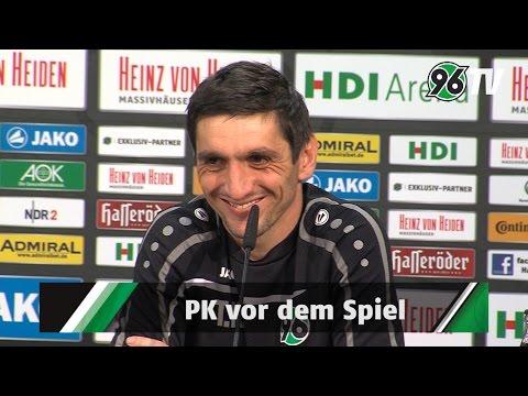 6. Spieltag | VfB Stuttgart - Hannover 96 | PK vor dem Spiel