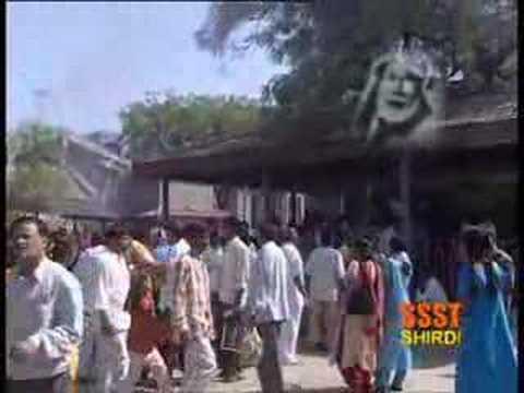 Shirdi ke jaane waale - shirdi Sai Bhajan (Geeth)