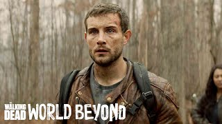 The Walking Dead: World Beyond: Season 1 Comic-Con Trailer