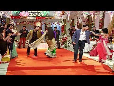 Suhani Si Ek Ladki: Yuvraj and Suhani's New Year party