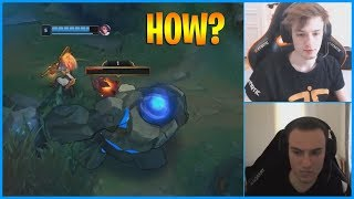 Here's How They Share Blue Buff in Challenger...LoL Daily Moments Ep 907
