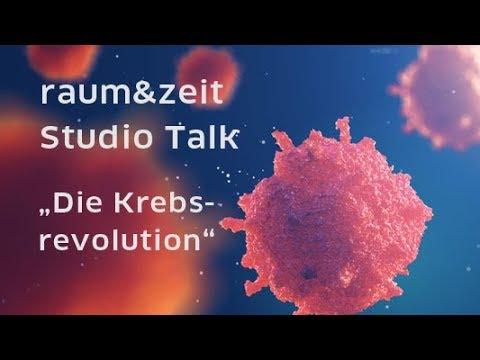 Dr. Miguel Corty Friedrich: Die Krebsrevolution (raum&zeit Studio Talk)