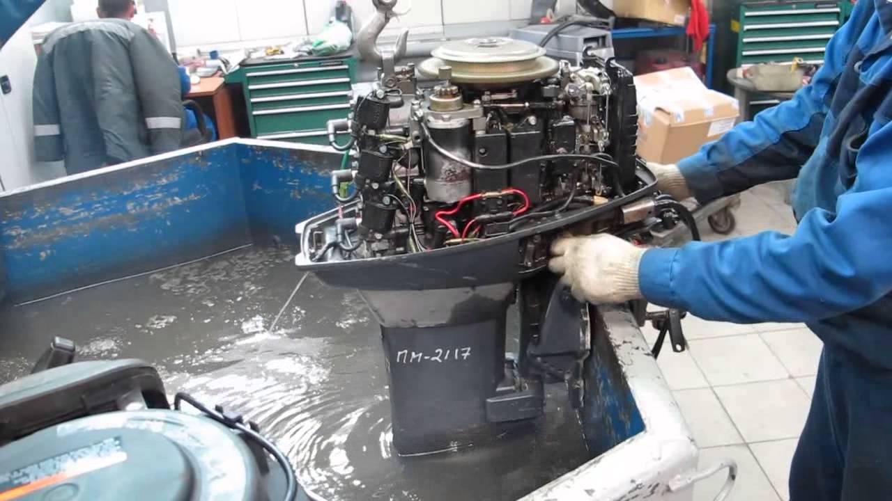 ремонт подвесных моторов