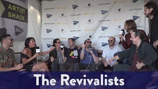 Live with The Revivalists at ACL!