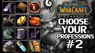 WoW Classic Profession Picking Guide Part 2