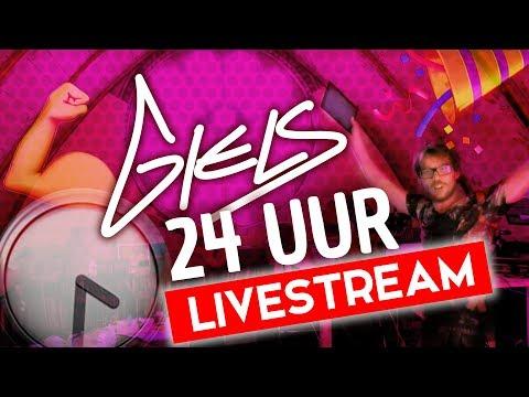Giels 24 uur livestream met veel YouTubers en prijzen!