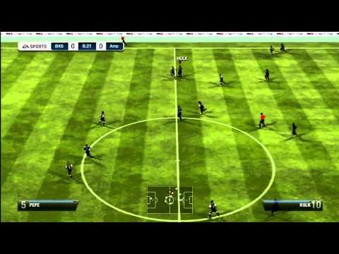 FIFA 13 - Hulk & Lucas Moura Player Reviews