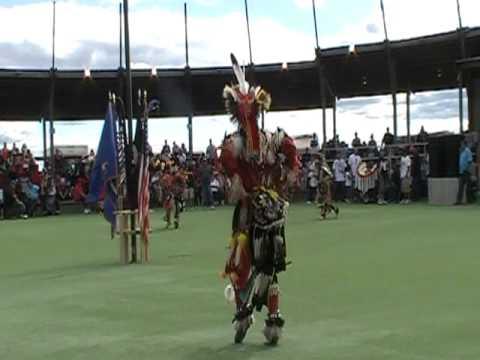 Julius Notafraid....chicken Dance Special In Hinckley 2010 video