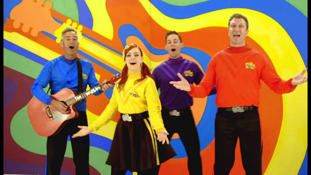 Wiggles Videos The Wiggles - Waltzing Matilda