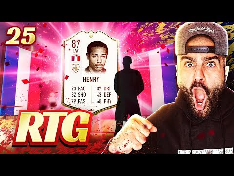 OMG THIERRY HENRY! #FIFA20 Ultimate Team Road To Glory #25