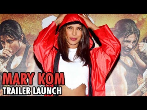 Mary Kom - Official Trailer | Priyanka Chopra -- Movie Trailer – Launch | Bollywood Movies 2014 |