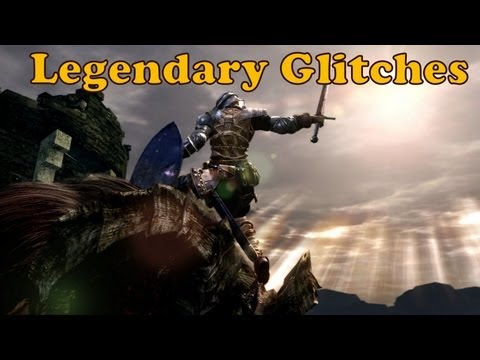 Dark Souls - Legendary Glitches (Week 2) INFINITE SOULS!