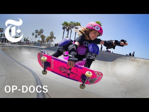 Gnarly In Pink | Op-docs | The New York Times video