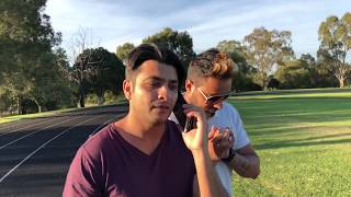 Private Number | Punjabi Funny Video | Latest Sammy Naz | Vegemite Singh