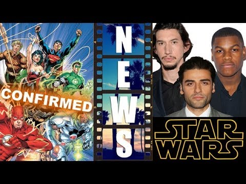 Justice League 2018 with Zack Snyder, Star Wars Episode 7 to cast Oscar Isaac?! - Beyond The Trailer