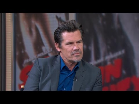 Josh Brolin Interview 2014: Actor on Latest Role in 'Sin City: A Dame to Kill For'