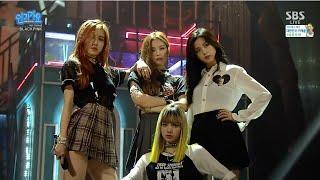 Download lagu BLACKPINK - '붐바야(BOOMBAYAH)' 0814 SBS Inkigayo