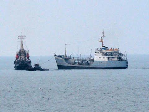 Киев бросил вызов России: Кто выиграет схватку за Азовское море