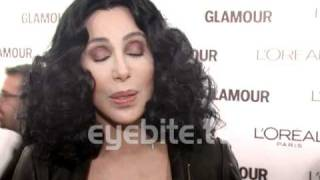 Cher at 20th Annual Glamour Women Of The Year Awards (08.11.2010)
