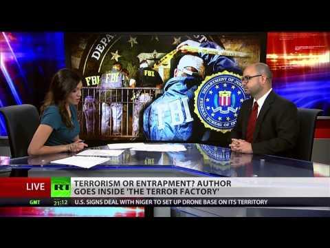 Inside the FBI's 'Terror factory'