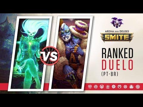 Sol vs Agni | Ranked Duelo | Smite Season 5 (PT-BR)