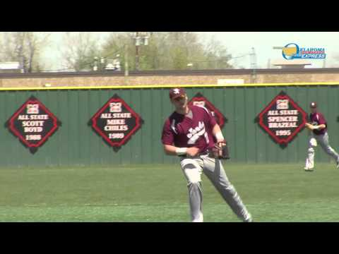 Trey Michalczewski - 2013 Chicago White Sox Draft Pick - Oklahoma Signee (Jenks, OK)