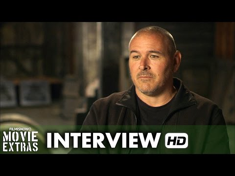 Deadpool (2016) Behind The Scenes Movie Interview - Tim Miller 'Director'
