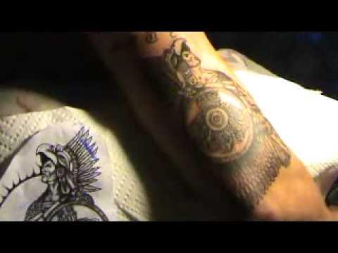nanacamilpa azteca tattoo 2