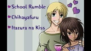 10 Romantic Comedy Anime Shows Like Kaichou Wa Maid sama