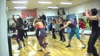 """Energy High"" - SOCA Dance Fitness Tokyo"