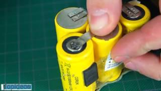 Como fazer Mini Maquina de Solda Ponto 12V
